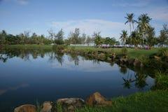 A lake Stock Photography