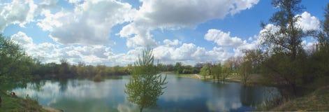 lake Arkivbild