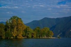 Lake1 Royaltyfria Bilder