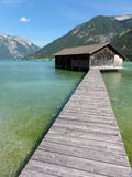Lake Achensee Royalty Free Stock Image