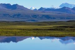 Lake on Alaska Stock Photos