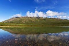 Lake in Alaska Royalty Free Stock Photography