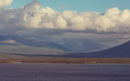 Lake in Alaska Stock Photography