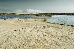 Lake Albufera Royalty Free Stock Photography
