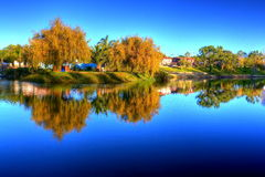 Lake in Alentejo. royalty free stock photos
