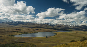 Lake Alexandrina, New Zealand Royalty Free Stock Image
