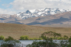 Lake Alexandrina Royalty Free Stock Images