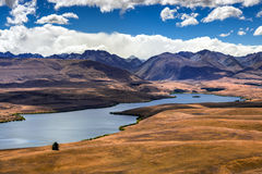 Lake Alexandrina Royalty Free Stock Photo