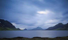 Lake Alftavatn Royalty Free Stock Image