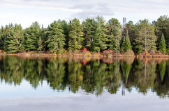 Lake in Algonquin Park Royalty Free Stock Photos
