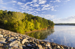 Free Lake Allatoona Stock Photography - 60390212
