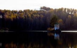 Lake in the Altai mountains Royalty Free Stock Photos