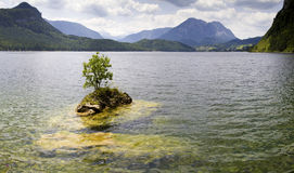 Lake Altaussee Royalty Free Stock Images