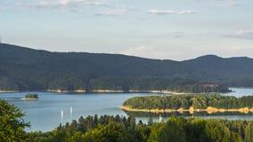 Lake And Mountains Stock Image