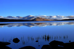Lake And Reflection Royalty Free Stock Images