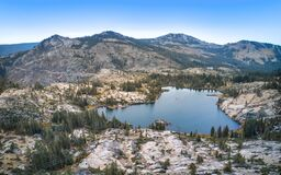 Lake Angela at Donner Summit