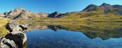 Lake Angelus Royalty Free Stock Photo