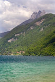 Lake Annecy Royalty Free Stock Photos