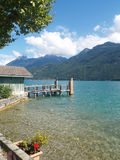 lake annecy Fotografia Stock
