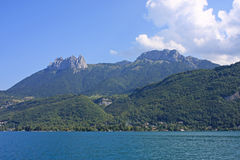 Lake Annecy, France Royalty Free Stock Photo