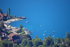 Lake Annecy Royalty Free Stock Photo