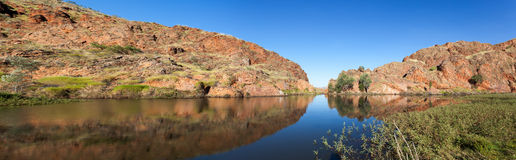 Lake Argyle Western Australia Stock Photography