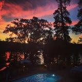 Lake Arrowhead Stock Image