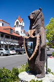 Lake Arrowhead Village Royalty Free Stock Image