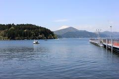 Lake ashi Stock Image