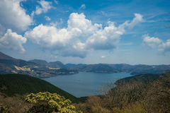 Lake Ashi Hakone Royalty Free Stock Image