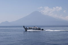 Lake Atitlan Stock Images