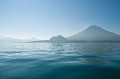 Lake Atitlan Royalty Free Stock Photos