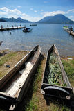 Lake Atitlan Stock Image