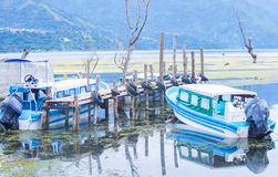 Lake Atitlan Stock Photography