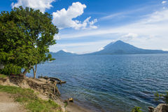 Lake Atitlan Royalty Free Stock Images