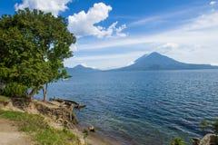 Lake Atitlan Royalty Free Stock Images