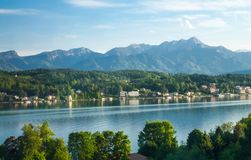 Lake in Austria Stock Photos