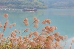 Lake of autumn Royalty Free Stock Photo