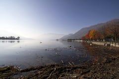 Lake in autumn Royalty Free Stock Photo