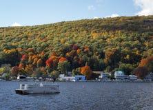 Lake in Autumn Stock Photos