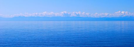 Lake Baikal Royalty Free Stock Image