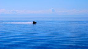 Lake Baikal Stock Image
