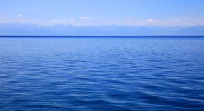 Lake Baikal Stock Photo