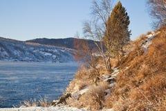 Lake is Baikal Royalty Free Stock Photography