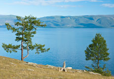 Lake Baikal Stock Image