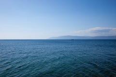 Lake Baikal in autumn Royalty Free Stock Photo