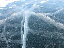 Lake Baikal Ice stock photos