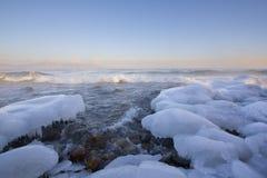 Lake Baikal Stock Photo