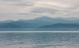 Lake Baikal, Russia Royalty Free Stock Image