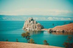 Lake Baikal Royalty Free Stock Photo